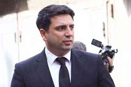 Armenian delegation refused to participate in IAO session in Tbilisi and returns to Yerevan