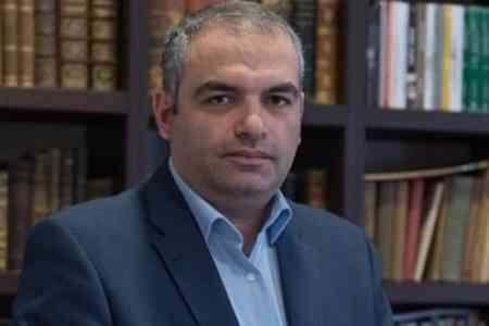 Hayk Demoyan: The President of Azerbaijan has no particular  motivation and potential to oppose Moscow`s plans