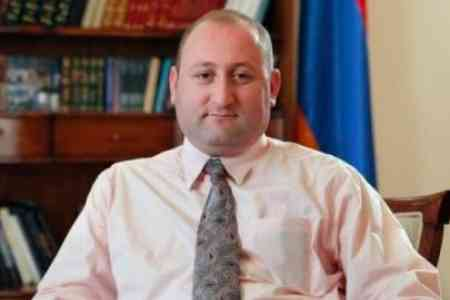 Armenian expert accused the US ambassador of violating the  presumption of innocence when assessing the Armenian-Azerbaijani  clashes in Los Angeles
