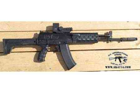 FSMTC: Kalashnikov assault rifle assembly plant in Armenia will be  able to produce up to 50 thousand AK-103 per year