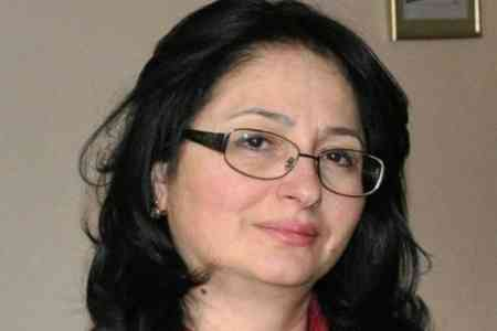 Inessa Gabayan relieved of the post of Chairman of the Water  Management Committee of Armenia