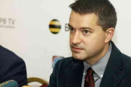 Andrey Pyatakhin: Operators in Armenia are competing today for Internet rather than for voice