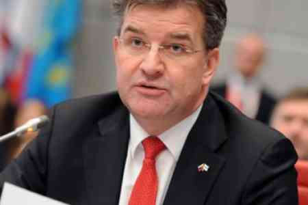 Miroslav Lajcak: I don`t have any magic formula on how to resolve  conflicts once and for all