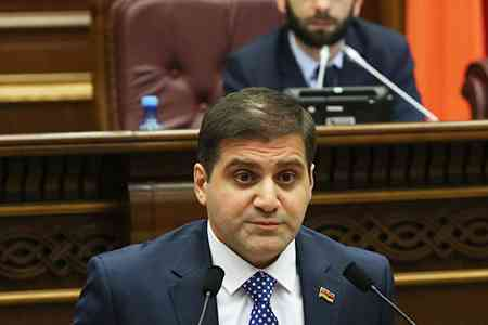 MP: Crisis around the Constitutional Court of Armenia is a result of  inertia inherited from earlier times