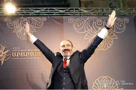 The decision of the US Senate and parliaments of other states state  the destructiveness and aggressiveness of Turkish politics in the  region - Pashinyan