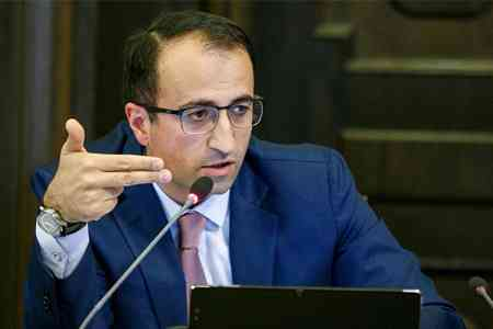 Arsen Torosyan: 2020 will be a truly unprecedented year for the Armenian health system in terms of budget financing.
