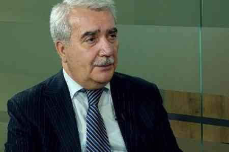 Andranik Kocharyan about  dismissal of Movses Hakobyan: There were  probably problems
