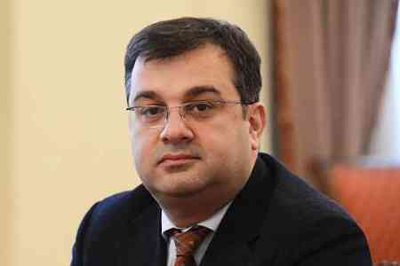The Deputy Foreign Minister of Armenia told the  International  Organisation of the Francophonie member countries about Azerbaijan`s  military aggression and the deplorable humanitarian consequences of  the war in Karabakh