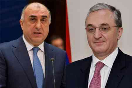 OSCE: Mnatsakanyan and Mammadyarov in Washington explained their   positions and expectations on the implementation of humanitarian and   security measures