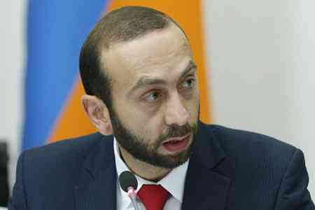 Speaker of the Parliament meets with the US Ambassador and the Head  of USAID to Armenia