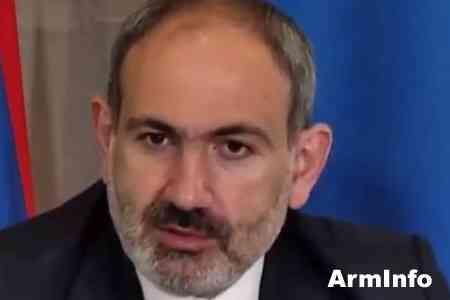 Pashinyan points out enemy number one in Armenia - lack of ambition  and conformism