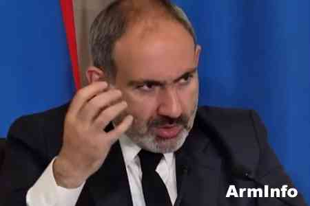 Pashinyan about the reasons for Hayrapetov`s dismissal