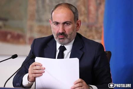 Pashinyan on Karabakh settlement: In 1.5 years we have solved the  task we have set