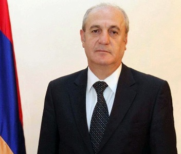 Armenian Ambassador to Turkmenistan concurrently appointed Ambassador  to the Islamic Republic of Afghanistan