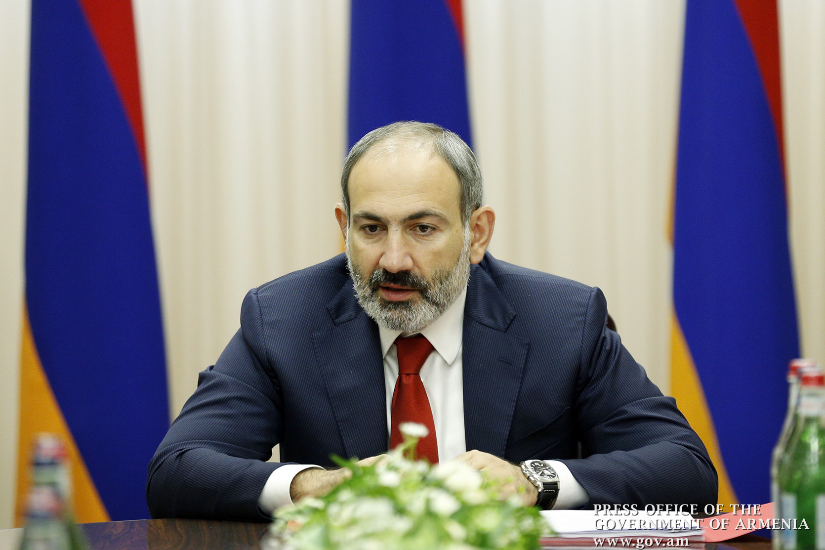 Pashinyan held a meeting of the Security Council
