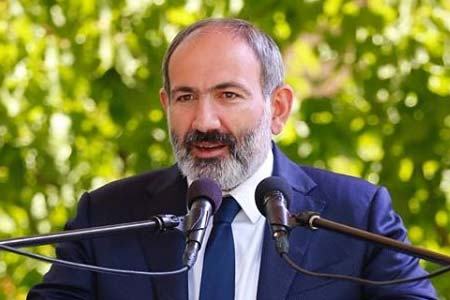 Armenian Prime Minister to pay an official visit to Italy November  20-22