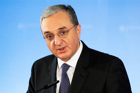 Mnatsakanyan calls on Azerbaijan to refuse from its maximalist  approach in Karabakh settlement