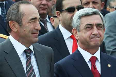 Offices of second and third presidents of Armenia responded to Levon  Ter-Petrosyan`s call