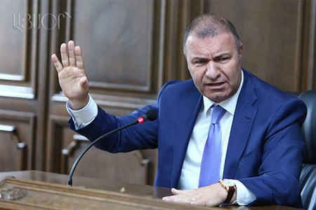 MP: Armenia is moving step by step towards economic, social and  financial collapse