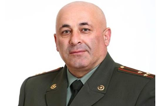 By decision of Pashinyan, Vachagan Nersesyan left post of Deputy  Chief Military Inspector of RA