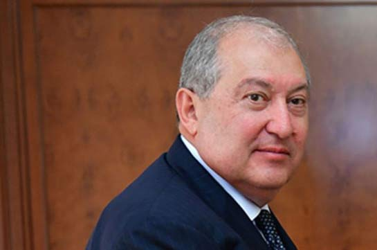 Armen Sarkissian got acquainted with activities of Qatar Foundation