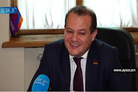 Arkady Khachatryan: Coronavirus Investigation Commission will start  work soon