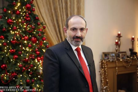 New Year`s address of Nikol Pashinyan will be broadcast for the first  time from the square of the Republic of Yerevan