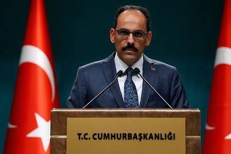 Turkey lashes at US resolution on 1915 Armenian events