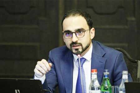 Tigran Avinyan: Making a revolution in 2018, the Armenian society  decided that there will be no more