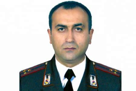 Armenian capital has new Police Chief