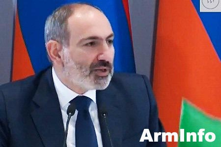Pashinyan on meeting with Putin: