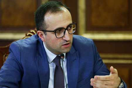 Torosyan explained the big difference between the number of  coronavirus cases in Armenia and Georgia