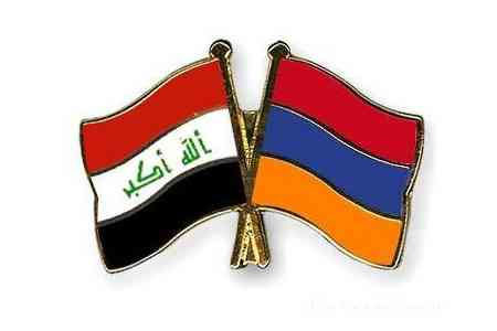 Armenia and Iraq signed an Agreement on mutual visa-free entry for  persons with diplomatic and service passports.