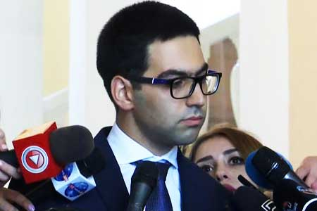 Rustam Badasyan: In 2020, Armenia has the lowest number of prisoners  in penitentiary institutions per 100 thousand inhabitants