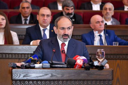 Armenian Prime Minister emphasized importance of expanding economic  component in foreign policy