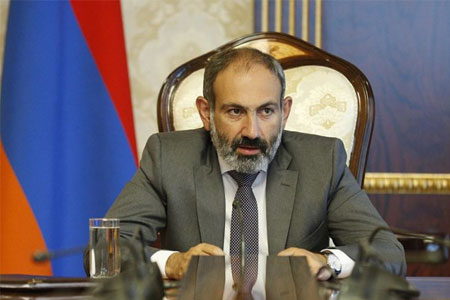 Pashinyan: The old world no longer exists, we are entering a new  world