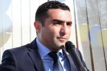 Romanos Petrosyan called on international environmental organizations  to assess the environmental damage caused by the war to Armenia