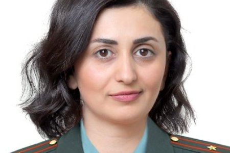Armenian Defense Ministry denies Azerbaijan`s statement of strikes on  Goranboy and Terter regions
