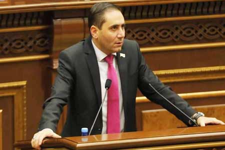 Arman Abovyan: Nikol Pashinyan and the ruling faction are unable to  resolve the issue of returning prisoners of war.