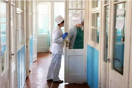 New center for receiving and diagnosing patients with coronavirus  created in Armenia