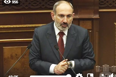 Nikol Pashinyan: We had no opportunity to stop the war with less  territorial losses