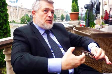 Avigdor Eskin: Hossein Amir Abdollahiyan`s statement is an  interference in the affairs of sovereign Armenia