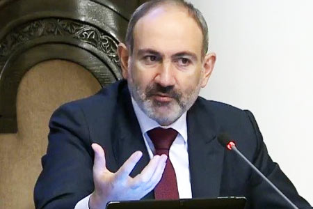 Nikol Pashinyan: Serzh Sargsyan was ready to cede 7 regions to  Azerbaijan and half of the territory of Nagorno-Karabakh, but Baku  demanded more