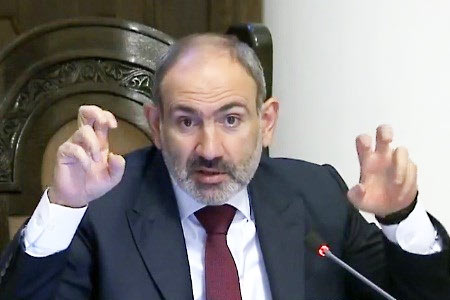 Nikol Pashinyan: Our government intends to eradicate corruption in  Armenia