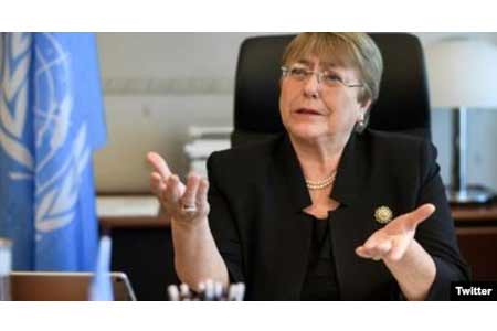 UN High Commissioner urged to consider releasing detainees at risk of  coronavirus infection