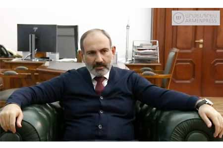 Pashinyan: The decision to return to quarantine will be made in the  context of the economic burden and consequences