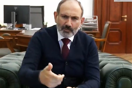 Pashinyan told how it was decided to go to the truce through heavy  concessions