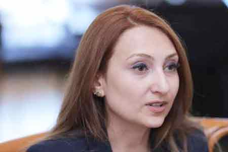 Lilit Makunts: The Armenian government is doing everything possible  for the earliest possible return of prisoners of war to their  homeland