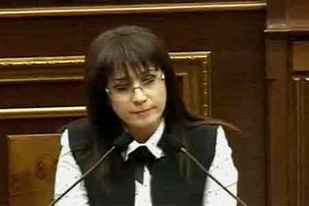 Nazeli Baghdasaryan: Before making statements about prisoners of war,  one should think about the consequences