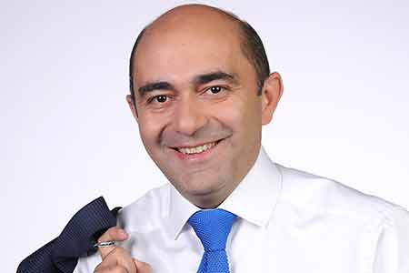 Edmon Marukyan intends to nominate himself for the post of prime  minister in case of dissolution of parliament